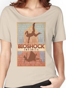 Bioshock Infinite - Will the Circle Be Unbroken? Women's Relaxed Fit T-Shirt