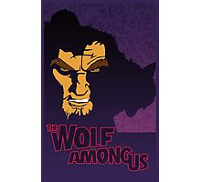 The Wolf Among Us Photographic Print