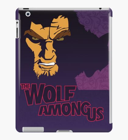The Wolf Among Us iPad Case/Skin