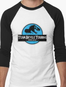 Dino-miiiiiite Men's Baseball ¾ T-Shirt