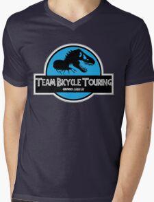 Dino-miiiiiite Mens V-Neck T-Shirt