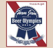Ham Jam 2015 Beer Olympics by brandonmeier