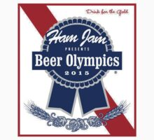 Ham Jam 2015 Beer Olympics Kids Clothes