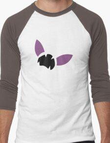 Zubat Men's Baseball ¾ T-Shirt