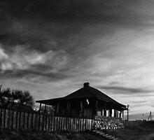 Evening in Vitachiv by Mny-Jhee