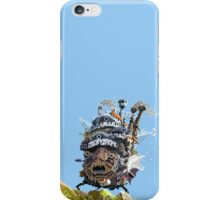 Howl's Castle iPhone Case/Skin