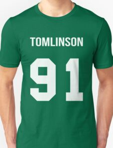 Louis Tomlinson - College Style [White] T-Shirt