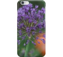 Purple Sun Burst! iPhone Case/Skin