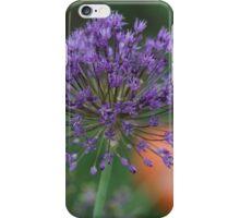 Purple Sun Burst! iPhone Case/Skin