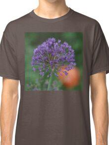 Purple Sun Burst! Classic T-Shirt