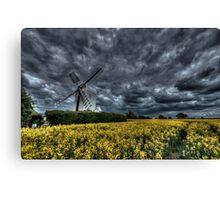 Aythorpe Roding Windmill Canvas Print