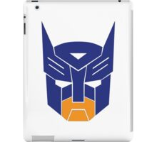 Batman and Transformers - Autobats iPad Case/Skin