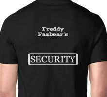 Security Guard FNAF Unisex T-Shirt