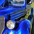 So Blue by Barbara Manis