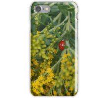 A Lady on a Stroll. iPhone Case/Skin