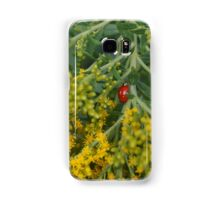 A Lady on a Stroll. Samsung Galaxy Case/Skin