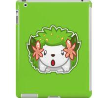 Shaymin Land Forme iPad Case/Skin