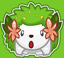 Shaymin Land Forme by gizorge