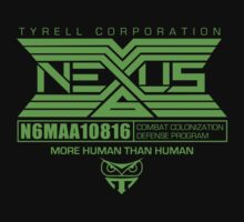 Nexus 6 Replicants by superiorgraphix