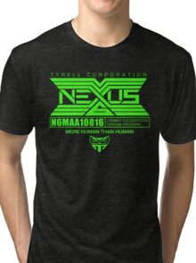 Nexus 6 Replicants Tri-blend T-Shirt
