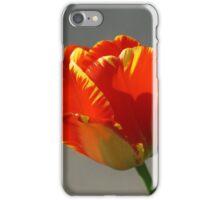 Flaming Tulip! iPhone Case/Skin