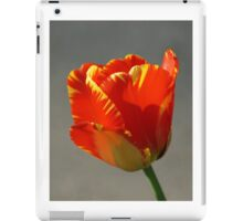 Flaming Tulip! iPad Case/Skin