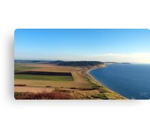 Ebey's Landing Four Canvas Print