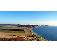 Ebey's Landing Four Photographic Print