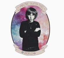 Van McCann You're Outta This World by Glampagne