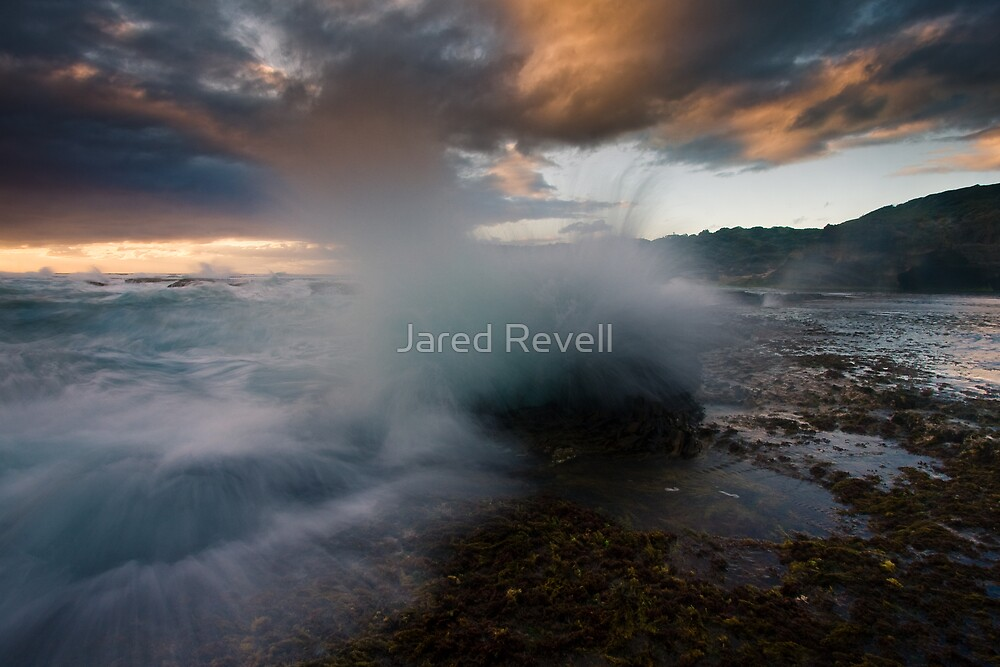 Spray Point by Jared Revell
