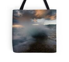 Spray Point Tote Bag