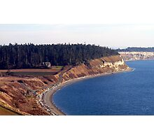 Ebey's Landing Three Photographic Print