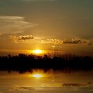 Sunrise Reflections by barnsis