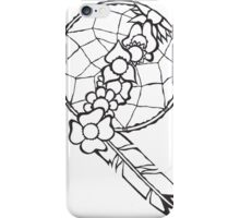 Dreamcatcher & Floral iPhone Case/Skin