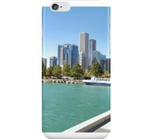Chicago From Navy Pier iPhone Case/Skin