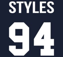Harry Styles - College style [WHITE] by carolanneroyer