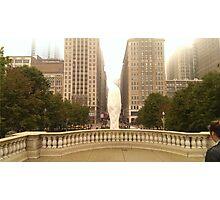 Millenium Park, Chicago Photographic Print