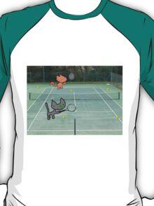 Tennis Cats T-Shirt