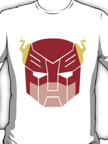 The Flash in Transformers T-Shirt