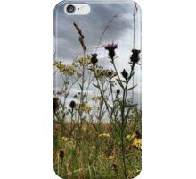 Wild Flowers, Eastern England iPhone Case/Skin
