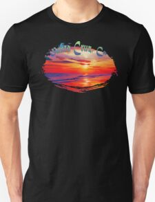 Beach Sunset  T-Shirt