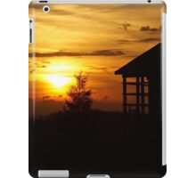 Sunset & Wood iPad Case/Skin