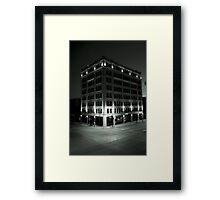 Bellin Building Framed Print