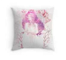 Mary - Reign Throw Pillow