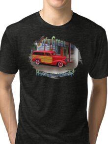 Woody Tri-blend T-Shirt