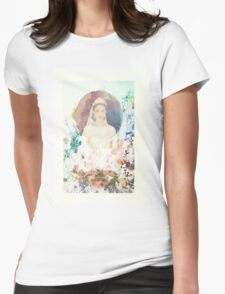 Reign- Mary Womens Fitted T-Shirt