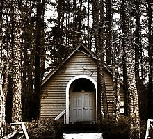 Meeting House - Andrew Jackson State Park by Chris Summerville