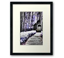 Meeting House - Andrew Jackson State Park Framed Print