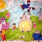 Ghibli by Lele