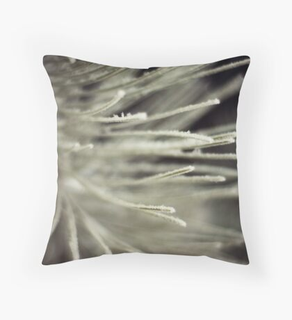 Shadow of the Reality  Throw Pillow